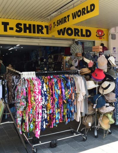 t-shirt world townsville shop outside photo